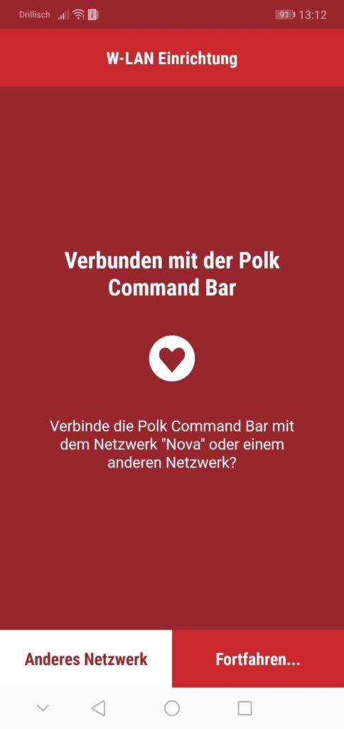 Polk Command Bar - Testbericht - 2019 22