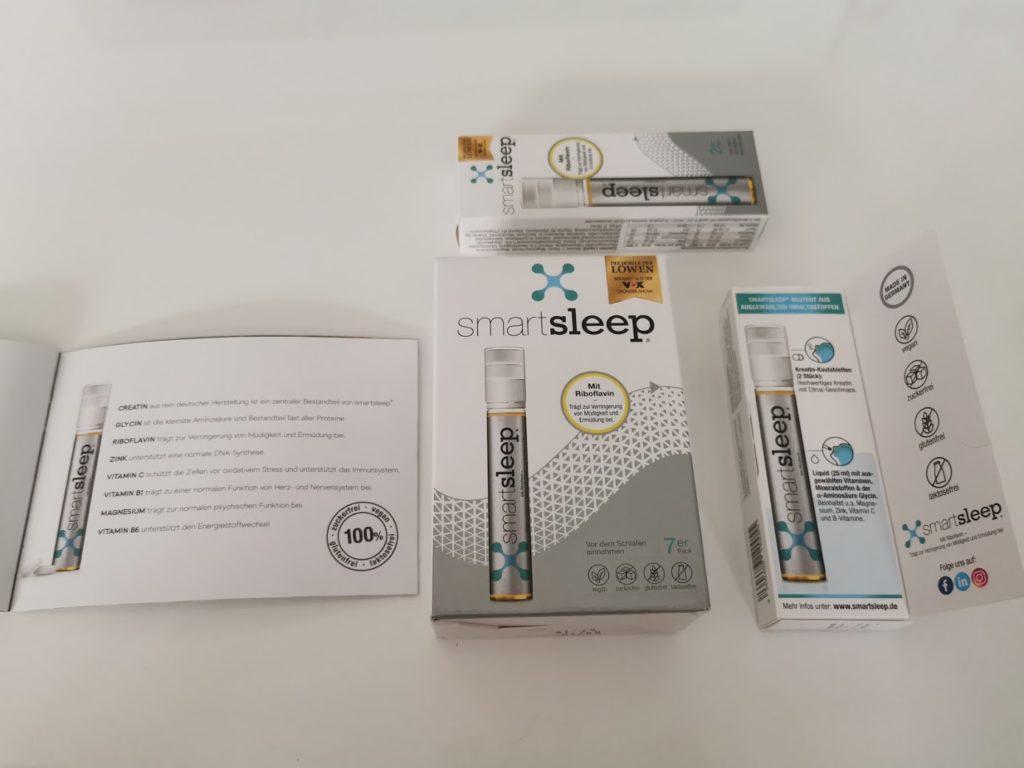 smartsleep Produkttest - Lieferumfang