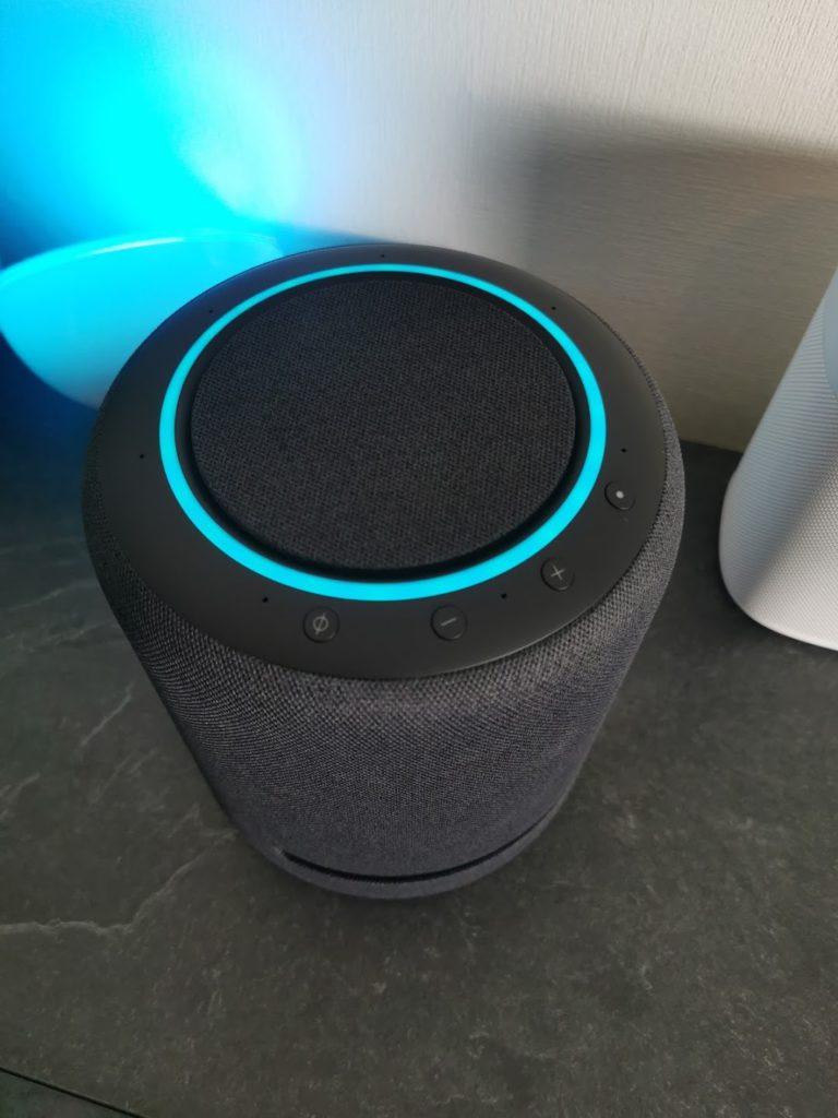 Amazon Echo Studio Ring