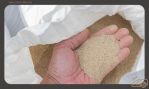 Sand Eigenschaften - Den Rasen richtig Sanden