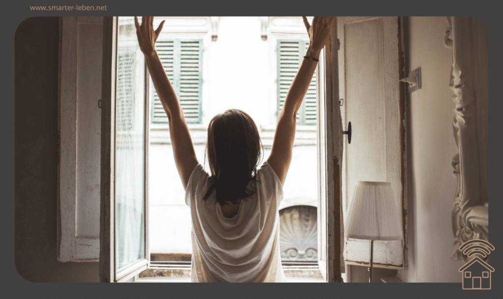 5 Tipps, wie du im Winter richtig lüftest - Ratgeber
