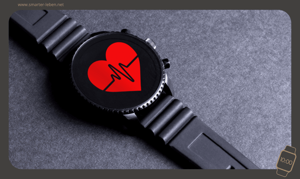 smartwatch mit ekg sensor