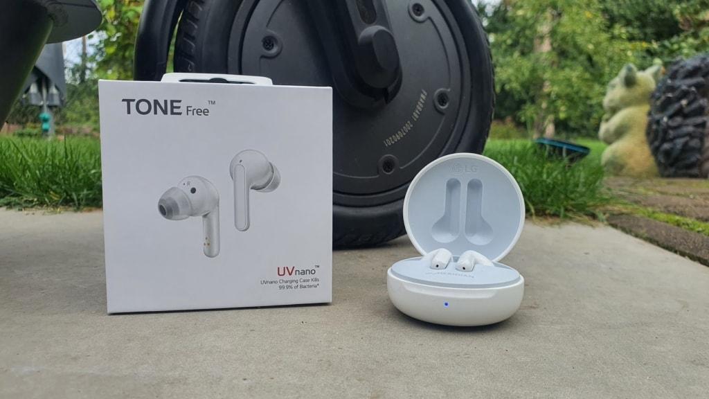 LG Tone Free Testbericht