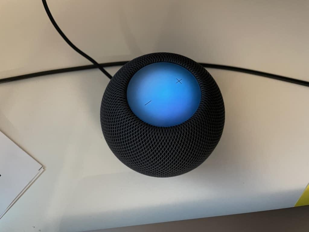 Apple Homepod Mini Testbericht So Sieht Siri Auf Dem Homepod Mini Aus