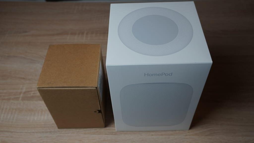 Apple Homepod Mini Unverpackte Boxen Im Vergleich